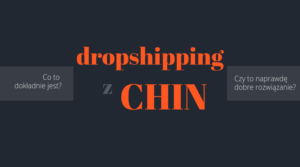 dropshipping z Chin