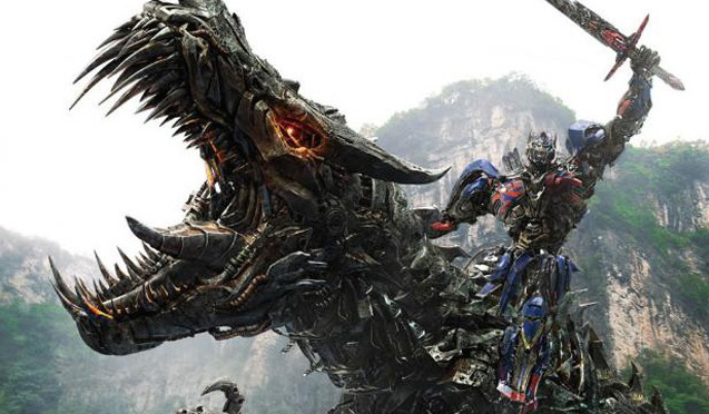 transformers 4 chiny
