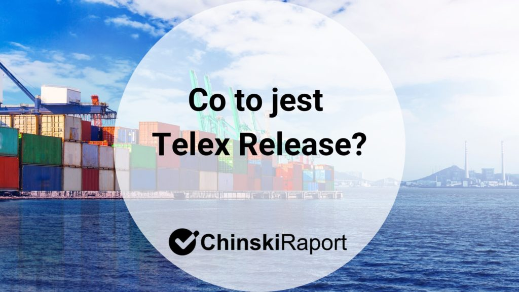 Co to jest Telex Release?