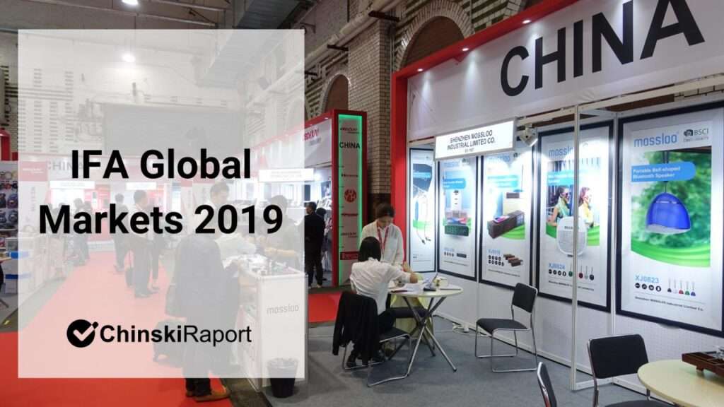 IFA Global Markets 2019